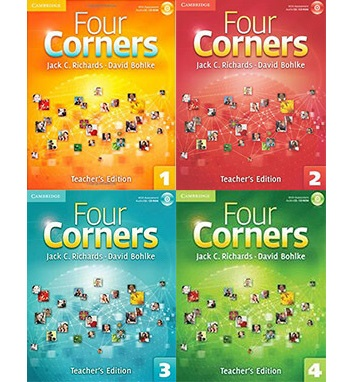 Four Corners Cambridge Language Books Series