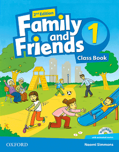 Family and Friends 1 2nd Edition