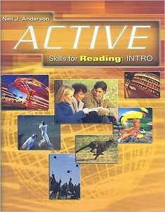 ACTIVE Skills for Reading - Intro