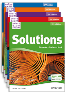 Oxford Solution Second Edition Exam Support