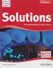 Solution pre intermediate